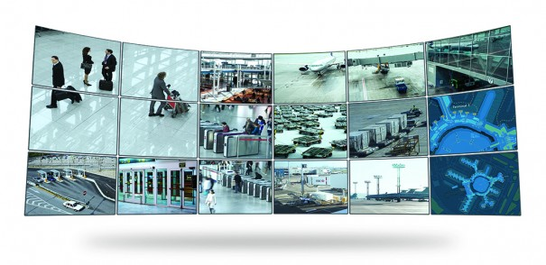 Honeywell DVM R600 Video Wall
