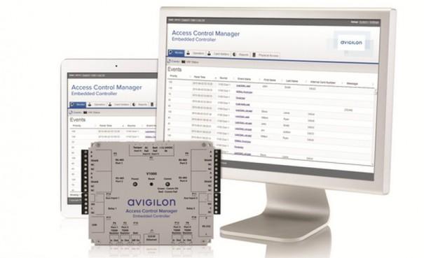 Avigilon ACM Embedded Controller