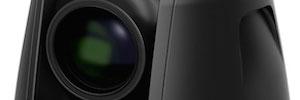 Videovigilancia en red de alta sensibilidad y visibilidad de Canon