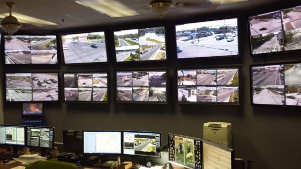 中心安全 Genetec 在莱克兰市