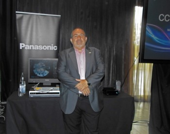 Panasonic Roadshow True 4K