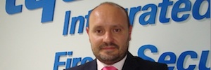 Manuel Latorre, new commercial director of Tyco IF High Security Business&S Iberia
