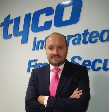 Tyco Security Iberia Manuel Latorre