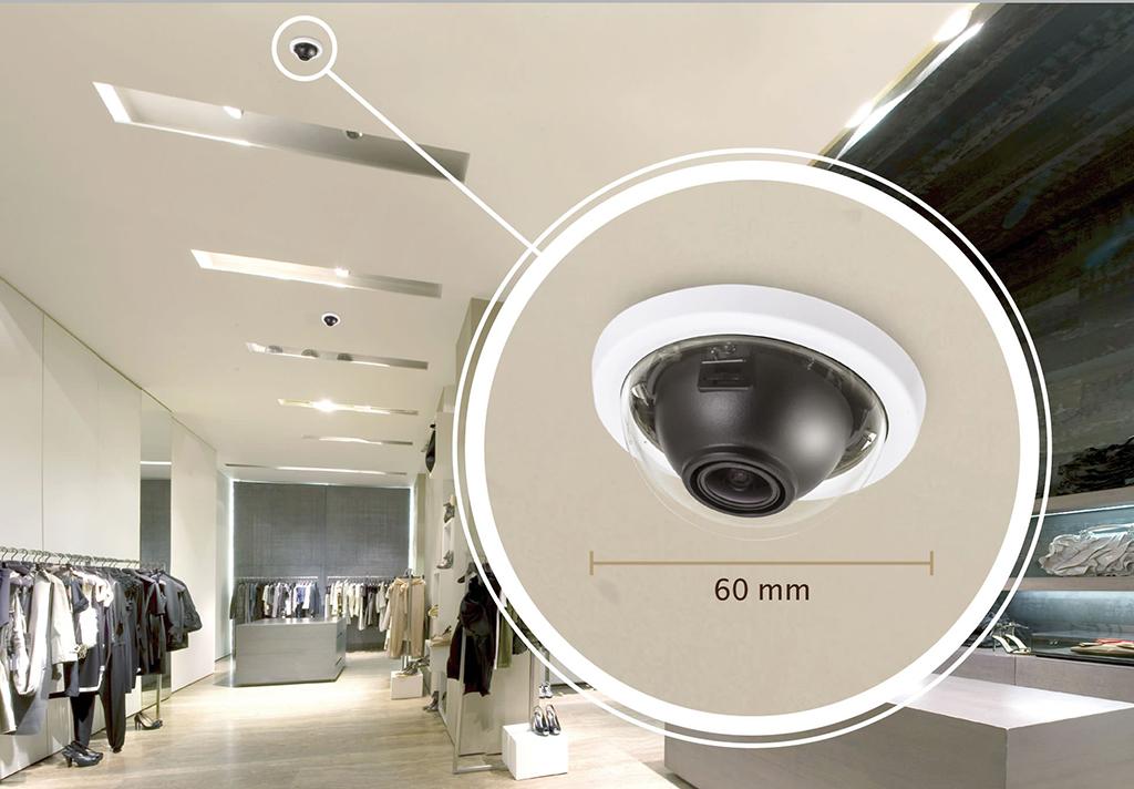 vivotek fd816c hf2 encastr pour une cam ra d me de s curit discr te installation ip. Black Bedroom Furniture Sets. Home Design Ideas