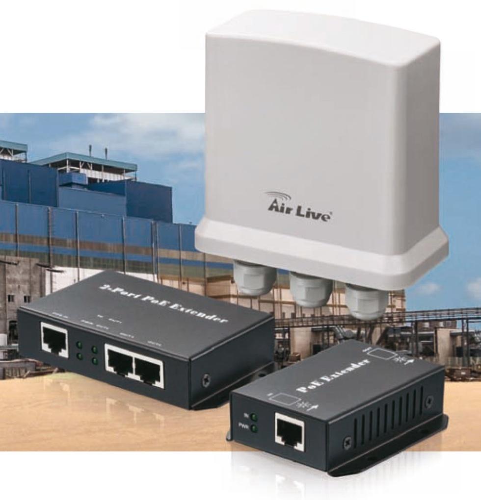 Airlive aumenta el alcance de los sistemas de - Sistemas de videovigilancia ...