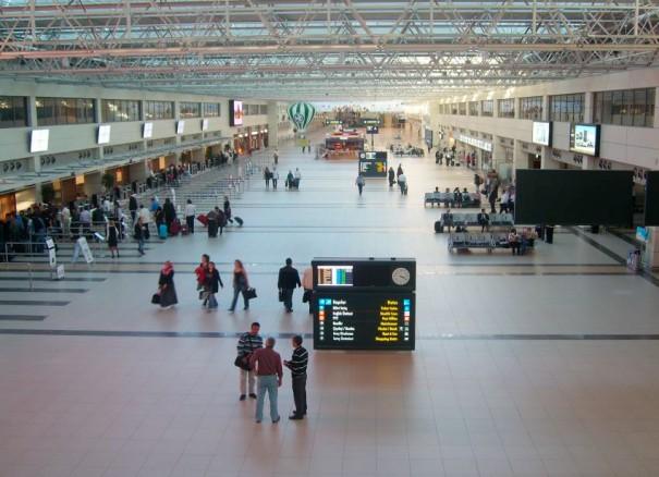 Bosch securiza aeropuerto Antalya Turquia