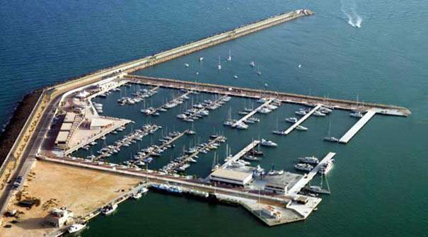 Puerto Marina Salinas de Torrevieja