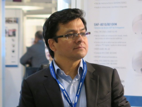 Samsung Techwin Pablo Soto Pasten