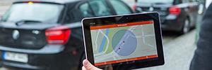 Siemens vigila las calles de Berlín y detecta las plazas de aparcamiento libres
