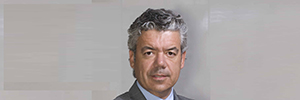 Tyco strengthens its retail division director Alfonso Crespo sales