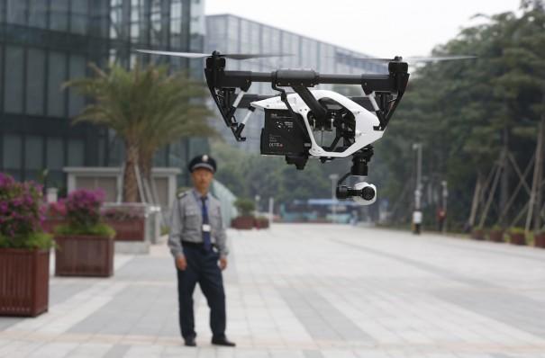 Drone DJL Inspire