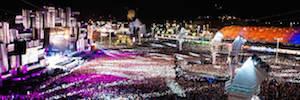 El treinta aniversario de Rock in Rio en Brasil se protege con sistemas de seguridad IP