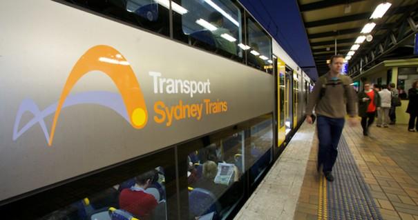 Sydney Trains Indra