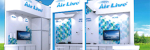 AirLive wireless IP security solutions brings Intersec Dubai 2016