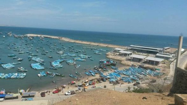 Airlive puerto pesquero ecuador