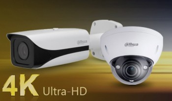 Dahua Security 4K