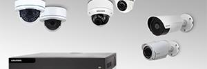 Grunding Security TVI: gama de cámaras y grabadoras para vigilancia en red