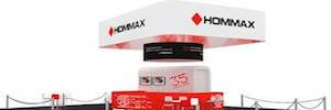 Hommax systems chooses SICUR 2016 to celebrate its 35th anniversary as reference in the sector