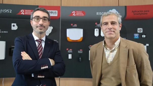 Risco Group Borja Garcia y Alberto de los Santos