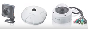 Airlive FishEye camera from 2 and 5 MP for retail video surveillance