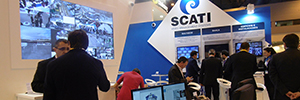 Scati responds for SICUR 2016 Smart banking security needs, retail and hotels