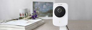 TP-Link NC250: video surveillance IP cloud Wi-Fi-enabled camera