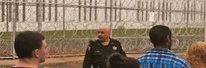 刑務所での安全性を確保するため監視顔 IP の式