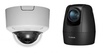 Canon VB-M50B y VB-H651V