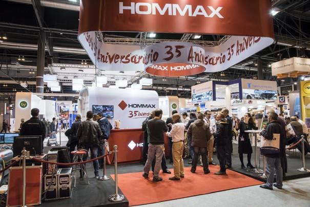 Hommax SICUR 2016