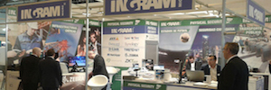 La división Physical Security de Ingram Micro debuta con éxito en SICUR 2016