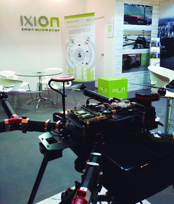 Ixion Sicur 2016 multirotor