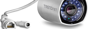 TRENDnet TV-IP314PI: high performance night vision surveillance of up to 30 meters