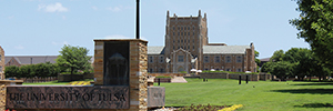 The University of Tulsa installs smart cameras to secure campus and support forensic research