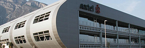 Vivotek IP surveillance solutions enable Axtel to optimize your infrastructure monitoring