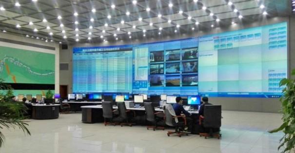 Bosch proyecto transferencia agua China