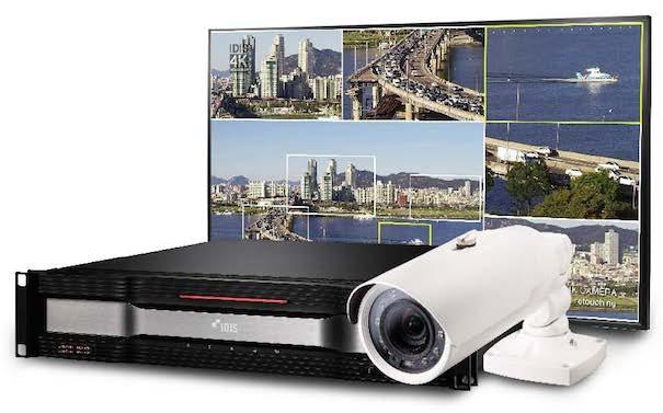 Idis SM-U841 4K CCTV Center