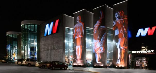 VIVOTEK Innovasport Messico
