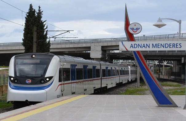 Sony sistema ferroviario Turquia