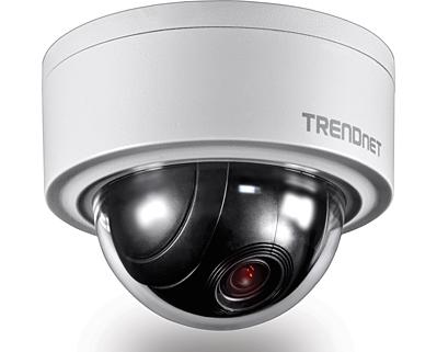 Trendnet tv ip420p surveillance vid o hd avec acc s for Zone pour ptz