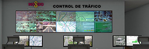 Seville has a new management centre to monitor the traffic of the city