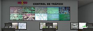 Севилья имеет новый центр управления для мониторинга трафика города