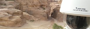 La tecnología IP de Vivotek protege el patrimonio histórico y natural de la antigua ciudad de Petra