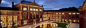 El museo Victoria and Albert apuesta por la vigilancia IP para proteger a visitantes y colecciones