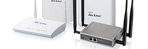 AirLive potencia la conexión de cámaras IP en lugares remotos o de difícil cobertura