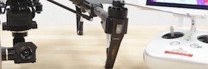 FLIR Systems Vue Pro R: with radiometric function for drones thermal imaging camera