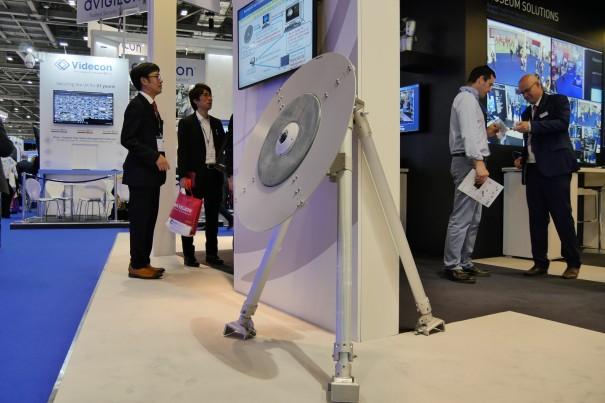 Panasonic deteccion dron