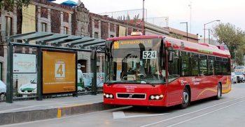 Cidade do México Indra Metrobus