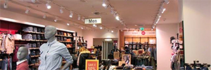 Levi Strauss reassuring its stores of Germany with a networked IP video surveillance system