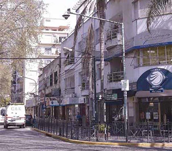 Axis municipio Vicente Lopez