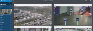 Bosch Security incorporated in the version 1.5 Video Security client local and remote IP cameras support